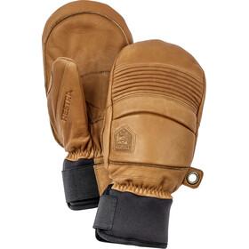 Hestra Leather Fall Line Vanter, brun